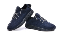 Кроссовки Adidas Yeezy Boost 350 Blue Black