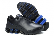 Кроссовки Adidas Porsche Desing Run Bounce Black Blue