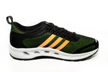 Кроссовки Adidas Climacool Green