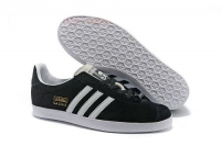 Кроссовки Adidas Gazelle Black White