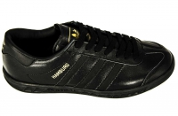 Кроссовки Adidas Hamburg Black Leather