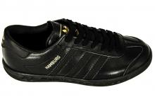 Кроссовки Adidas Hamburg Black черные