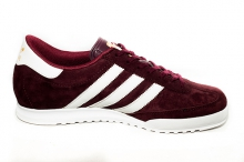 Кроссовки Adidas Hamburg Bordo