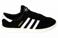 Кроссовки Adidas Hamburg Full Black White