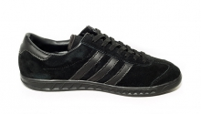 Кроссовки Adidas Hamburg Full Black