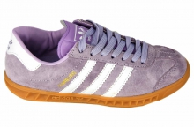 Кроссовки Adidas Hamburg Light Lilac