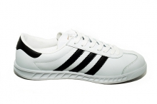 Кроссовки Adidas Hamburg White Black