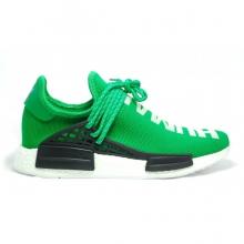 Кроссовки Adidas Human Race Green