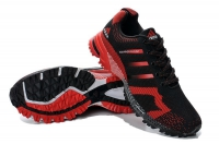 Кроссовки Adidas Marathon Flyknit Black Red