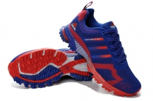 Кроссовки Adidas Marathon Flyknit Blue Red