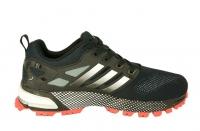 Кроссовки Adidas Marathon Flyknit Black черные