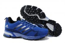 Кроссовки Adidas Marathon Flyknit Blue