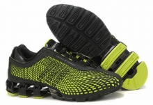 Кроссовки Adidas Porsche Desing Run Bounce Black Green