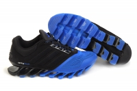 Кроссовки Adidas SpingBlade Black Blue