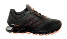 Кроссовки Adidas SpingBlade Black Orange