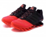Кроссовки Adidas SpingBlade Black Red