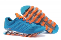 Кроссовки Adidas SpingBlade Light Blue Orange