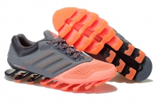 Кроссовки Adidas SpingBlade Light Grey Orange