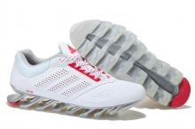 Кроссовки Adidas SpingBlade White Red