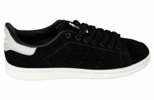Кроссовки Adidas Stan Smith Black White
