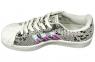 Кроссовки Adidas Superstar Grey Silver
