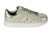 Кроссовки Adidas Superstar Silver