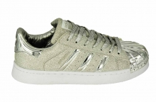 Кроссовки Adidas Superstar Silver