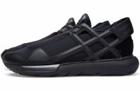 Кроссовки Adidas Y-3 Yohji Yamamoto Black черные