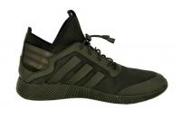 Кроссовки Adidas Y-3 Yohji Yamamoto Bounce Full Black черные