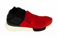 Кроссовки Adidas Y-3 Yohji Yamamoto Qasa Racer Black Red