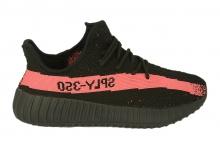 Кроссовки Adidas Yeezy Boost 350 Black Pink
