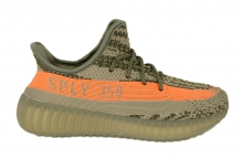 Кроссовки Adidas Yeezy Boost 350 Grey Orange