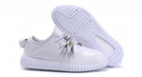 Кроссовки Adidas Yeezy Boost 350 White Leather
