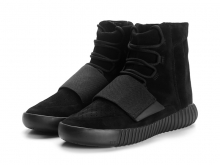 Кроссовки Adidas Yeezy Boost 750 Black
