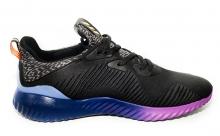 Кроссовки Adidas Yeezy Boost Full Black Blue