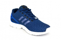 Кроссовки Adidas ZX FLUX Blue