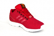 Кроссовки Adidas ZX FLUX Red